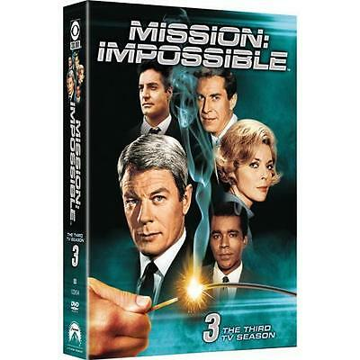 Mission: Impossible - The Complete Third Season (DVD, 2007, Multiple Disc Set)