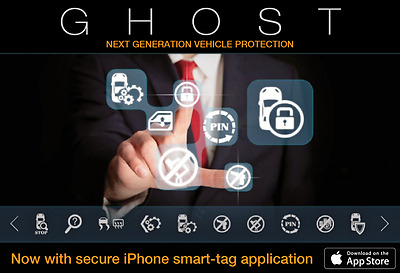 Autowatch Ghost Canbus Immobiliser With Installation Audi Bmw Bentley Mercedes