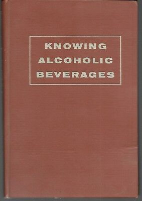 KNOWING ALCOHOLIC BEVERAGES Liquor Store Magazine /Mixology  /Cocktail Culture