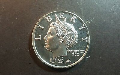 2003 Norfed $ 10 1 Ounce. 999 Fine Silver  In Good Condition Very Rare