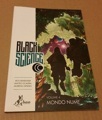 Black Science N. 4 - Come Nuovo! - Bao Publishing -  Remender/scalera