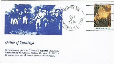 Usa 1976 - First Day Cover - Bicentennial Of American Revolution