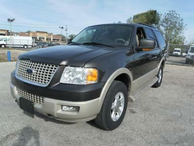 2005 Ford Expedition Eddie Bauer 2005 Ford Expedition Eddie Bauer 4X4, MECHANIC SPECIAL. NO RESERVE. CLEAN