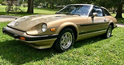 1983 Datsun Z-Series 280ZX 2+2 1983 Datsun 280ZX 2+2 GL Coupe with T-Tops
