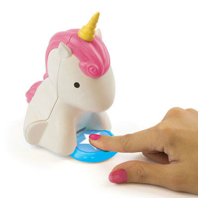 Unicorn Nail Polish Dryer Blower Make Up Accessory Girls Birthday Christmas Gift