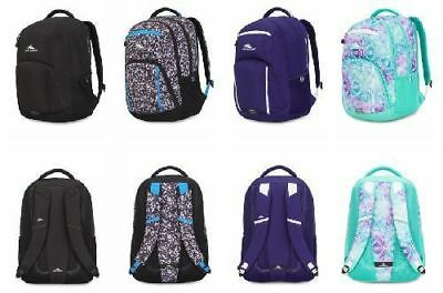 8f3afa9de1 Brand New High Sierra RipRap Lifestyle Backpack Book Bag New with tags Blue