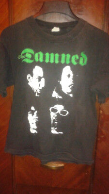 Vintage The Damned T Shirt