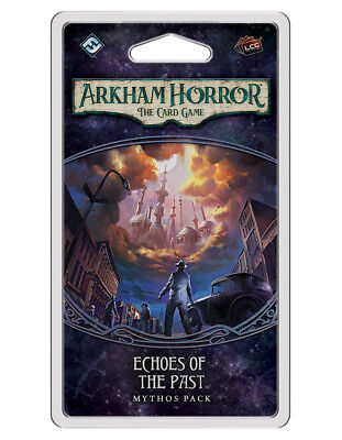 Arkham Horror LCG Echoes of the Past | - New AUTHENTIC Stock