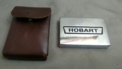 Hobart Company Advertising Paperweight -1960s