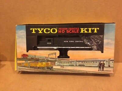 Tyco HO Scale Precision Engineered Kit New York Central Engine 1962
