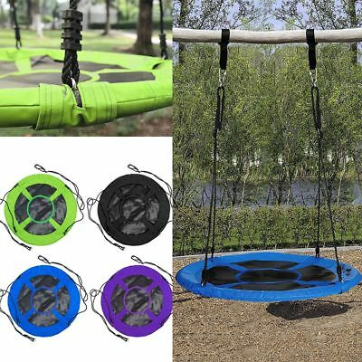 40'' Kids Spider Web Canvas Nest SWING-Special Needs inclucde Tree Straps AU
