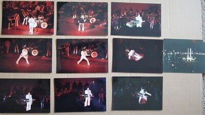 Elvis Presley - 10 Concert Photos - Las Vegas Hilton - Aug. 1973