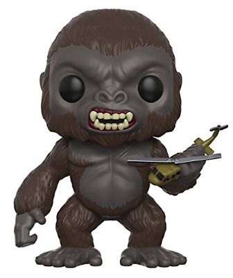 Funko-Pop! Movies: Kong Skull Island-King Kong(6 Inch)  (Us Import)  Acc New