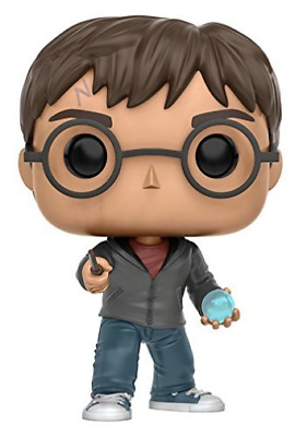 Funko-Pop! Movies: Harry Potter-Harry Potter With Prophecy  (Us Import)  Acc New