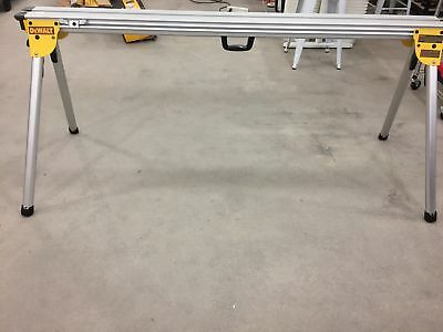DEWALT Aluminum Adjustable Miter Saw Stand DWX723 #218