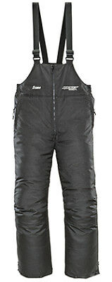 Rocket Storm Men's Waterproof Insulated Snowmobile Cold Weather Snow Bibs Pant