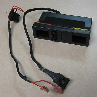 Pride Mobility Jet 3 Ultra Wheelchair Charger Wiring Harness w/ Fuse DWR1054H006