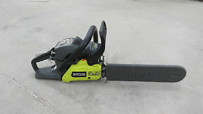 Ryobi RY3714 14 in. 37cc 2-Cycle Gas Chainsaw #FG234