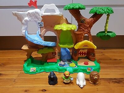 Fisher Price Little People Jungle set
