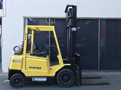 Hyster H2.50DX LPG / Petrol Counterbalance