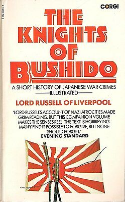 The Knights of Bushido by Lord Russel Of Liverpool.