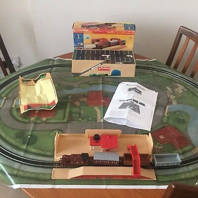My First Hornby Battery Operated Train Set -aug17