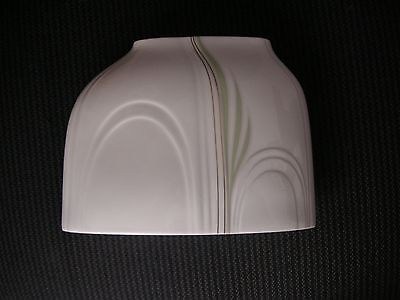 """ROYAL DOULTON """"IMPRESSIONS"""" CYPRESS VASE LOW by Gerald Gulotta"""