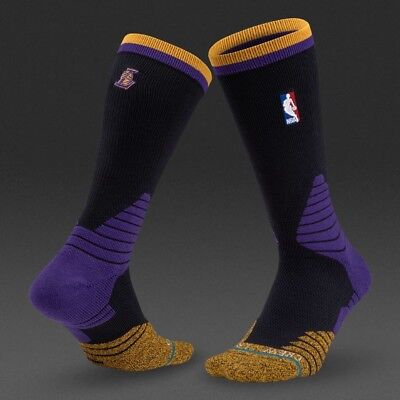 Stance NBA basketball socks lakers