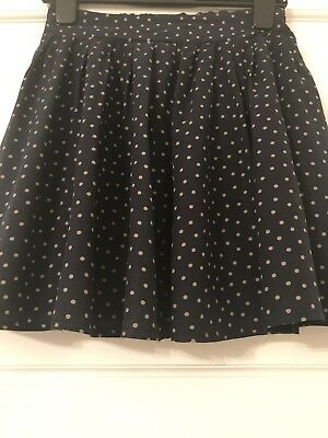Polka Dot Short Skirt (small)