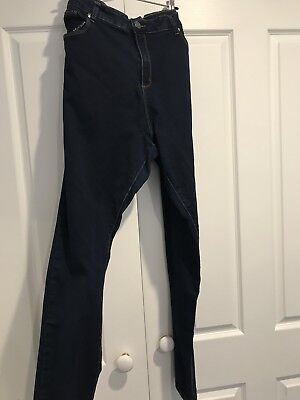 City Chic Harley Mid Rise Skinny Jeans 16R
