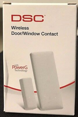 Brand New DSC NEO PG9975 PowerG 915Mhz Vanishing Wireless Door/Window Contact