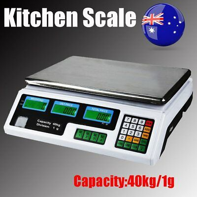 Electronic Digital Scale Commercial Shop Platform Kitchen Postal Weight Scales M