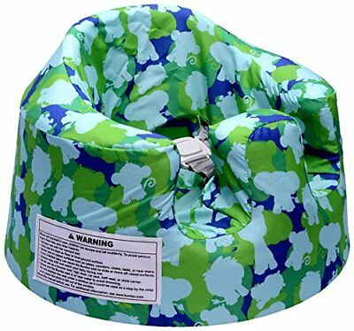 NEW Bumbo B10082 Floor Seat Cover Green Camouflage FREE SHIPPING