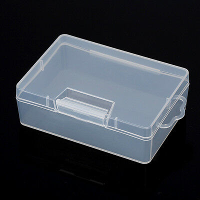 Clear plastic storage jewelry box business card container holder clear plastic storage jewelry box business card container holder case organizer colourmoves