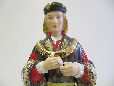 Richard III - Alfretto Porcelain from Kings and Queens of England Series