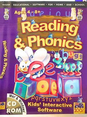 Reading & Phonics Win 7 Alphabet Learn to Read Memory Word Search Computer Game