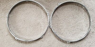 12 inch 5 hole drum rims/hoops