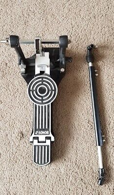 sonor pedal and linkage bar