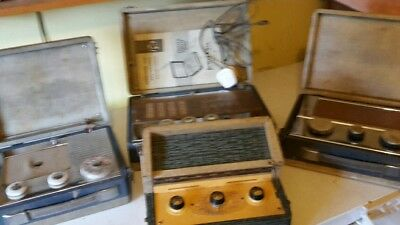 pye vintage radio x3 plus 1sky baronet and a few wind up gramophone's.