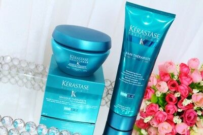 Lot Kerastase THERAPISTE