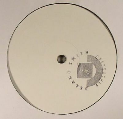 """SMITH, Delano - Crepuscule - Vinyl (hand-stamped 1-sided 12"""")"""