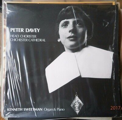 Peter Davey With Kenneth Sweetman On Organ & Piano - Chichester Cathedral