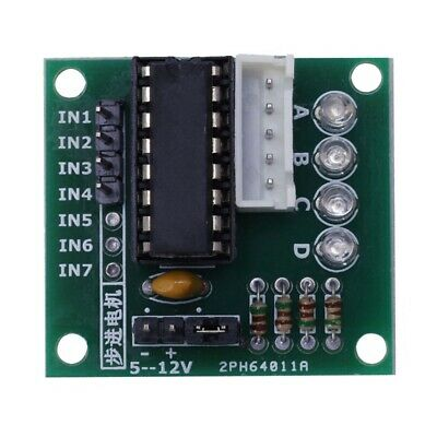 5V Stepper Motor 28BYJ-48 + ULN2003 Driver Test Module for Arduino W5D7