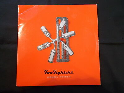Foo Fighters - Monkey Wrench! 1997 Roswell Cl 788 Picture Sleeve Orig Uk 45 Nm!