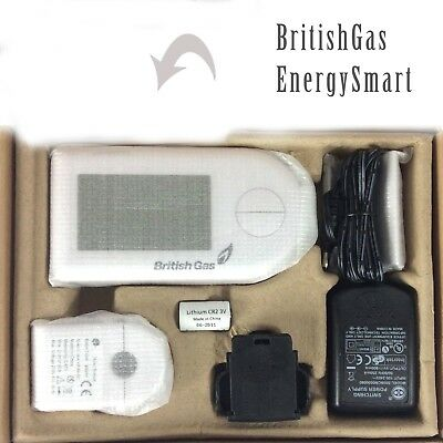British Gas Home Energy Smart Electricity Monitor, Must see & Read Description
