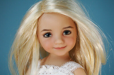 """Dianna Effner's Little Darling #3 """"You Name Her"""" Rare Exquisite Vinyl Doll NIB"""