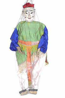 """Asian Chinese Handmade Opera String Marionette Puppet Doll, 29"""""""