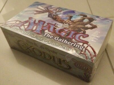 Magic - EXODUS english --- Booster Box - SEALED - perfect conditions