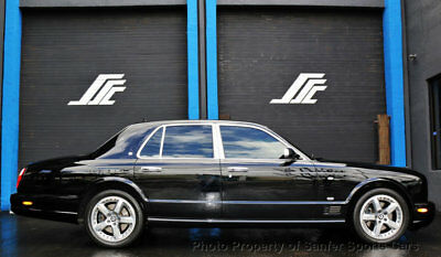 2008 Bentley Arnage 4dr Sedan T 2008 Bentley Arnage T Mulliner New Tires Good Service History 120 MonthFinancing