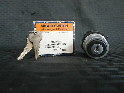 Honeywell, PTKEA2381, Microswitch